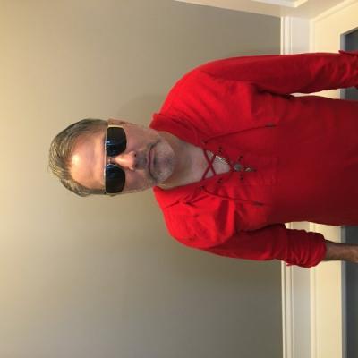 BB Red Sunglasses