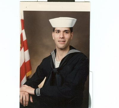 Bootcamp Picture Great Lakes, IL 1986 Pic 3